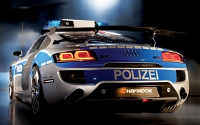 Picture Audi, Germany, police