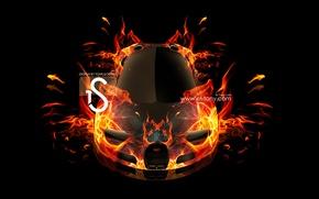 Picture Bugatti, Fire, Abstract, el Tony Cars, Vyron
