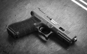 Picture gun, Glock, Austrian, self-loading