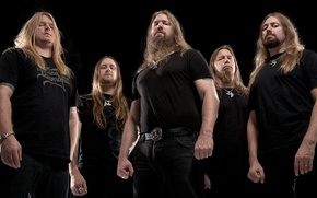 Picture group, metal, band, death, viking, amon amarth, melodic