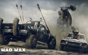 Picture cars, race, mad max