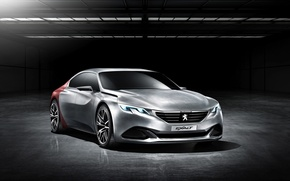 Picture Concept, Cars, Peugeot Exalt