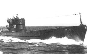 Picture Germany, U-Boat, Submarine, Тип9