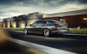 Picture BMW, BMW, 750Li, xDrive, 2015, Excellence, G12, Design Pure
