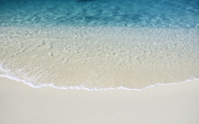 Picture sand, sea, beach, water, the ocean