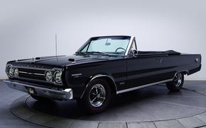 Picture background, GTX, convertible, 1967, Plymouth, the front, Muscle car, Convertible, Muscle car, 426, Hemi, Plymouth, ...