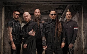 Picture metal, groove, 5fdp, ffdp, five finger death punch