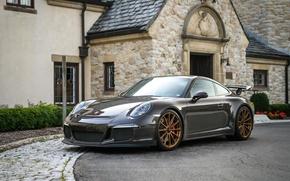 Picture Porsche, GT3, Wheels, 991, GT1, Forgeline