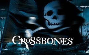 Picture TV series, Skull and bones, Crossbones, NBC