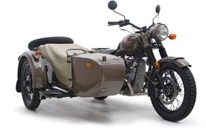 Picture motorcycle, Ural, ural, m70