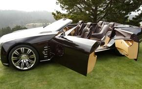Picture Concept, Cadillac, 2011, Cadillac, Ciel, Ciel