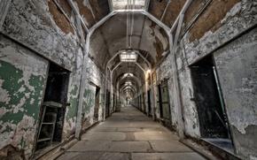 Picture interior, camera, prison