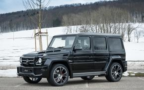 Picture Mercedes, Benz, G55, avto, gelik