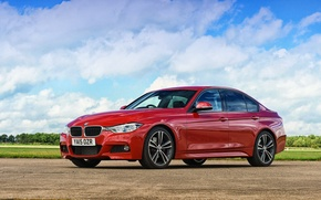 Wallpaper 3-Series, 2015, F30, BMW, BMW