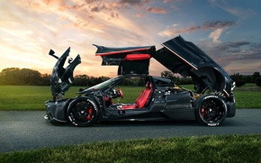 Picture transformer, Huayr To Pagani, The Monza Lisa