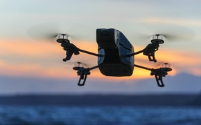 Picture flight, unmanned, camera, drone, flying