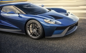 Picture blue, Ford, tires, supercar, car, brake, pads, michelin