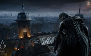 Picture London, Night, The game, Assassins Creed, Hood, Game, Assassin, Syndicate, Jacob