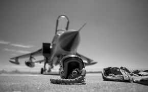 Wallpaper helmet, aviation, fighter, background