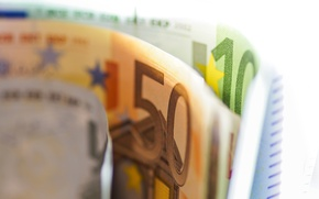 Picture money, paper, euros