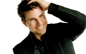 Picture smile, male, Actor, Tom Cruise