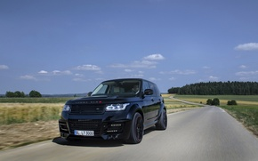 Picture Land Rover, Range Rover, 2014, Tuned by Lumma Design