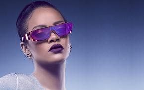 Picture Rihanna, Dior Sunglasses