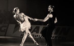 Picture dance, Riccardo and Yulia, ballroom dance, ballroom dancing