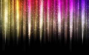 Wallpaper color, Shine, line