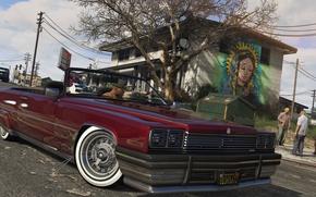 Picture car, City, Race, Cars, Grand Theft Auto V, gta 5, The Saints