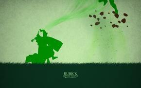 Picture Green, Valve, Dota2, Dota, DotA, Thief, Rubick, The dotcom, Sheron1030, Grand Magus, Rubik, Volvo., Ruben, …