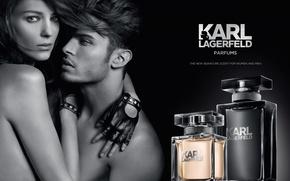 Picture perfume, brands, bottles, perfumes, KARL LAGERFELD