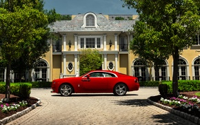 Picture house, Park, Rolls-Royce, Wraith, 2015, James Edition