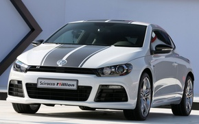 Picture Volkswagen, Scirocco, Million