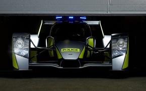 Picture sport, Caparo, police