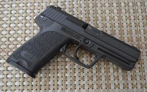 Picture gun, USP, Heckler & Koch, semi-automatic
