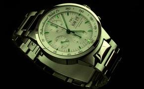 Picture background, watch, Switzerland, IWC watch