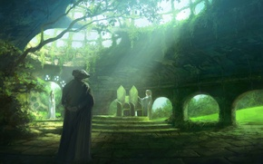 Picture digital, Ruins of Doriath, Pete Amachree