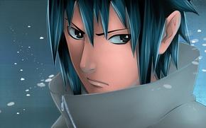 Picture guy, naruto, Sasuke, uсhiha