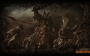 Picture fantasy, fantasy, warhammer, orcs, Horde, total war, strategy, Warhammer, strategy, horde, total war, creative assembly, …