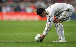 Picture the ball, 2012, penalty, Champions League, Ronaldo, Cristiano