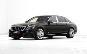 Picture coupe, Mercedes-Benz, Brabus, Mercedes, Coupe, S-Class, X222