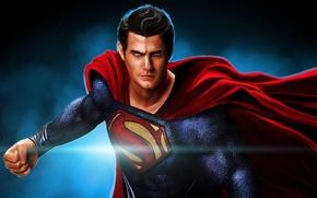 Picture Superman, superhero, Clark Kent, Kal-El, Man of steel