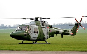 "Picture helicopter, British, multipurpose, Westland Lynx, AH.7, Westland ""Lynx"""