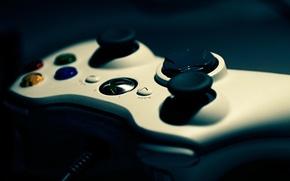 Picture macro, joystick, XboX 360