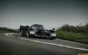 Picture supercar, Porsche, rechange, Porsche 962