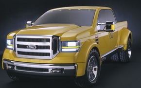 Picture Concept, Ford, F-350, Mighty, Tonka
