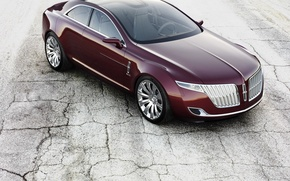 Wallpaper car, machine, auto, Lincoln, Concept, MKR, the concept car