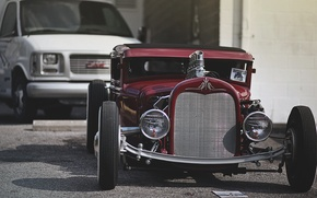 Picture hot, ford, Ford, rod, hot, rod