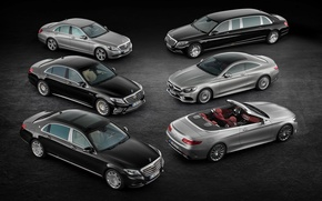 Picture Mercedes-Benz, Mercedes, S-Class, 2015